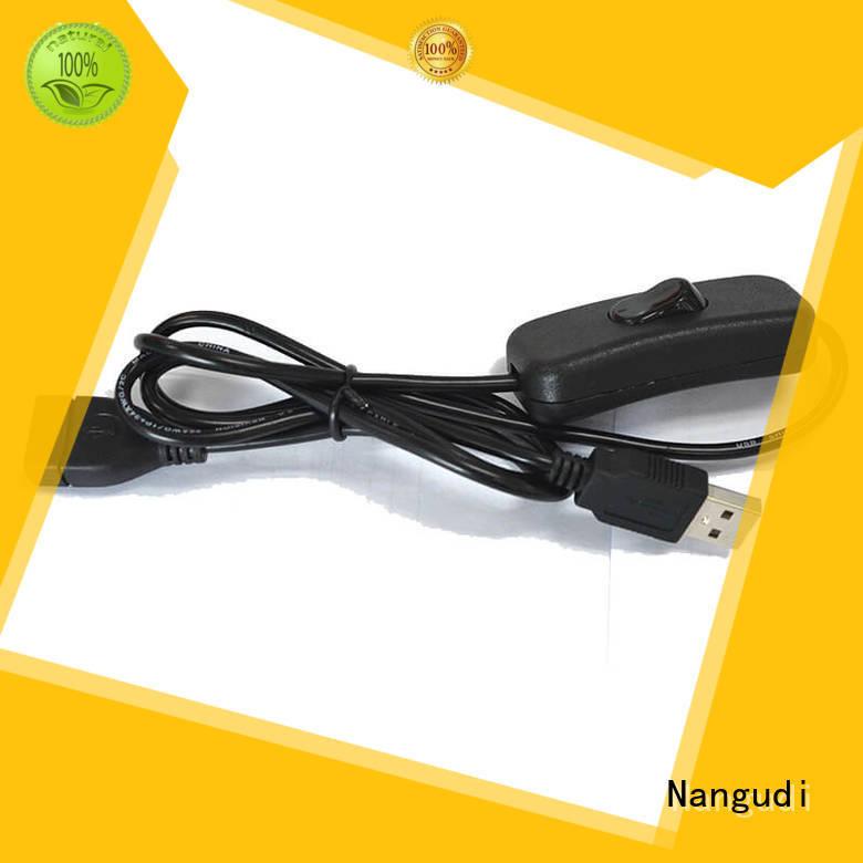 Nangudi panel mount dc cable bulk production for data gathering