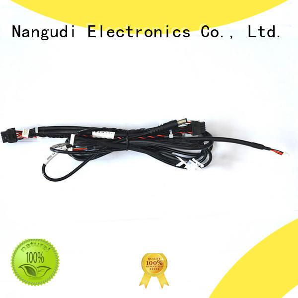 swing intelligent electrical cable harness Nangudi company