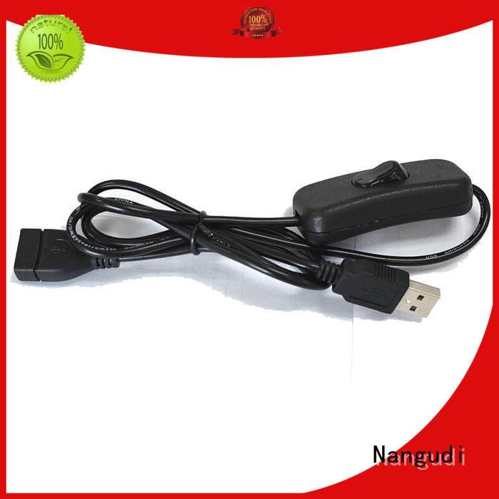 Nangudi custom dc wire panel mount for storing data
