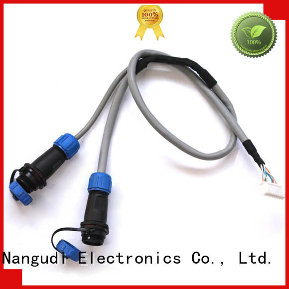 Nangudi Brand cable harness cable assembly manufacturers cooling supplier