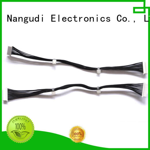 Nangudi harness cable flexible best factory for robot