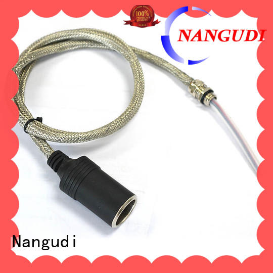heat resistant car adapter cable tap for indicator