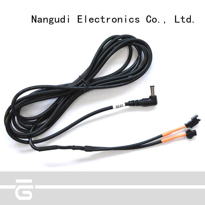 Nangudi plug dc wire for business for electronics