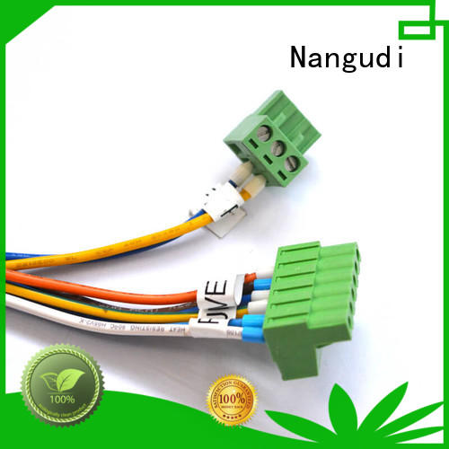 Nangudi on-sale cable assembly power electrical for terminal block