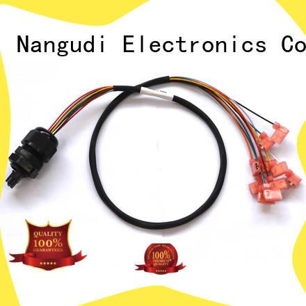 waterproof UPS power wire harness electrical logging for auto Nangudi