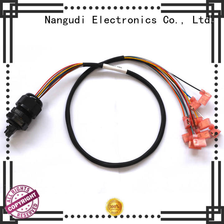 top brand electrical wiring harness supplier for terminal block Nangudi