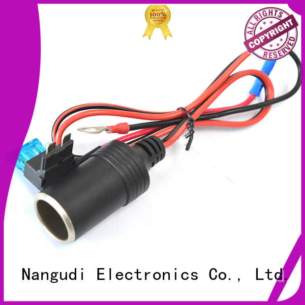 car cigarette lighter cable circuit dc in cable tap company