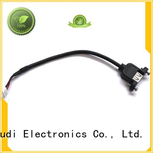 barrel usb 2 cable panel mount for electronics Nangudi