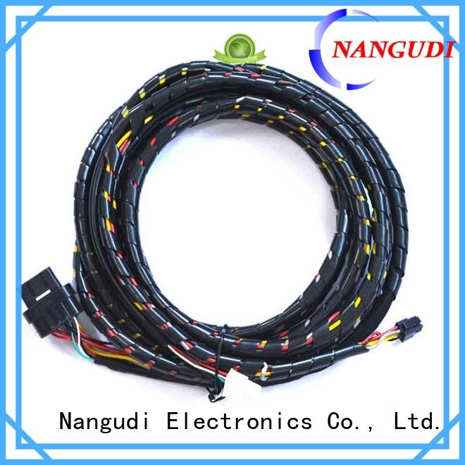 Nangudi waterproof cable assembly companies supplier for terminal block