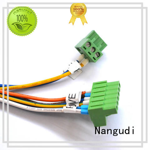 Nangudi top brand rf cable assembly manufacturers traffic copper terminal