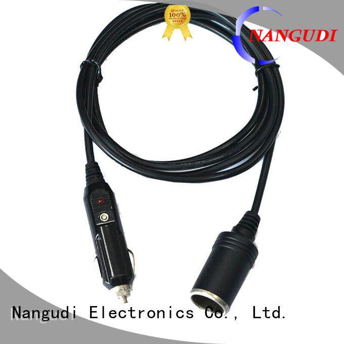 lighter dc end Nangudi Brand dc in cable