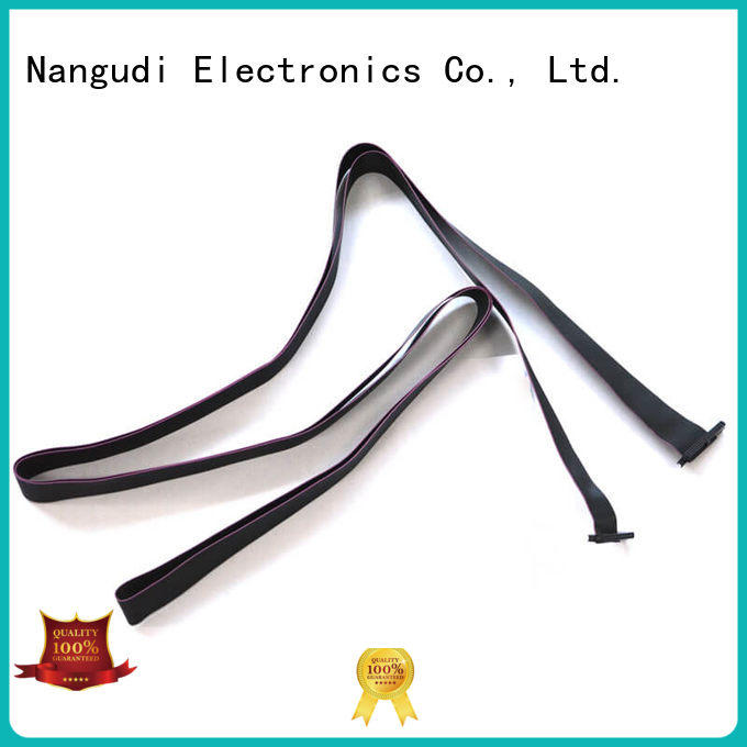 flat ribbon cable pin male flat cable header company