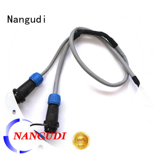 Nangudi customized cable manufacturing and assembly manufacturer housing connector