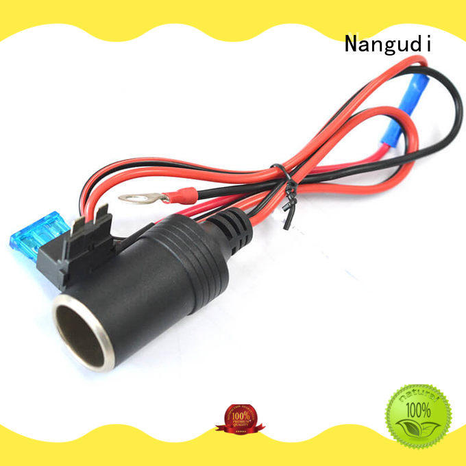 Nangudi car charger cable for circuit