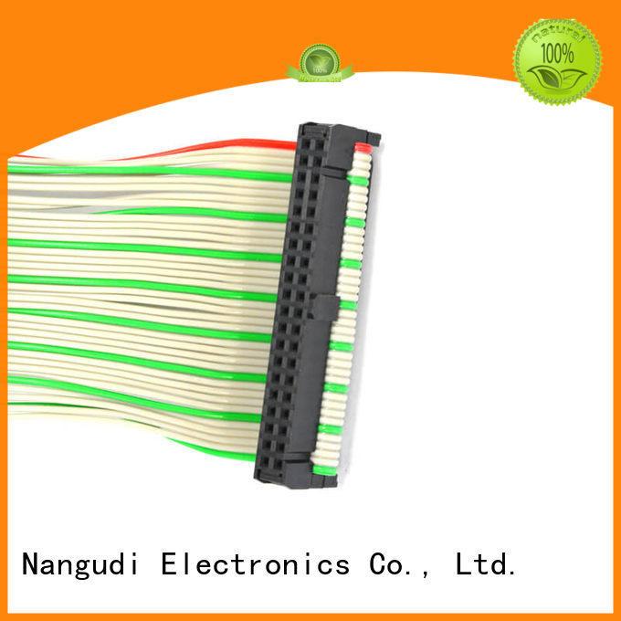 flat ribbon cable pins pitch Nangudi Brand company