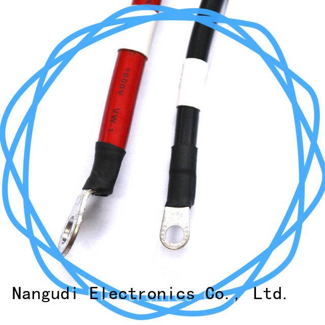 Nangudi solar power cables free sample for pv device