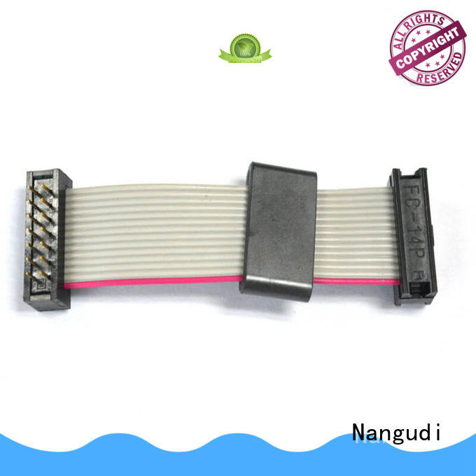 high quality flat cable connector high density for hard drives Nangudi