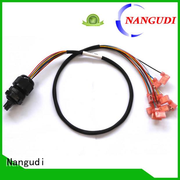Nangudi waterproof rf cable assembly manufacturers for terminal block