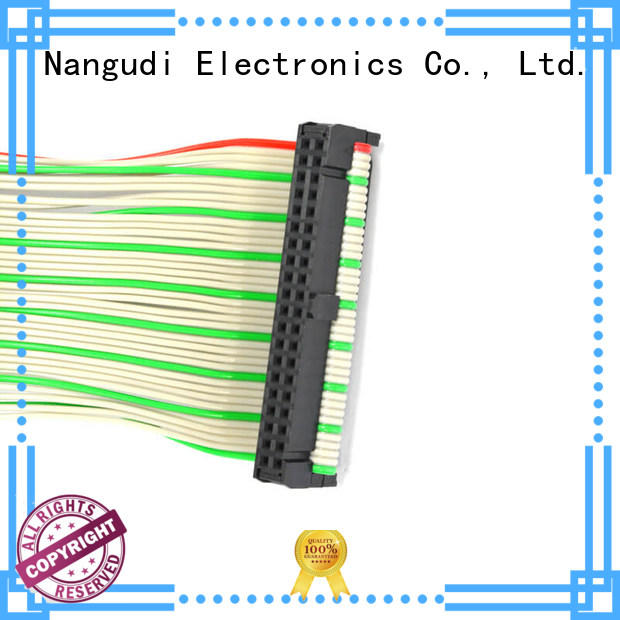 Pitch 2.54 mm 40 pins IDC flat cable NGD-005