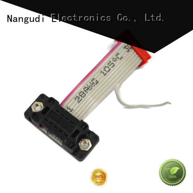 flat ribbon cable dip pitch pin Nangudi Brand