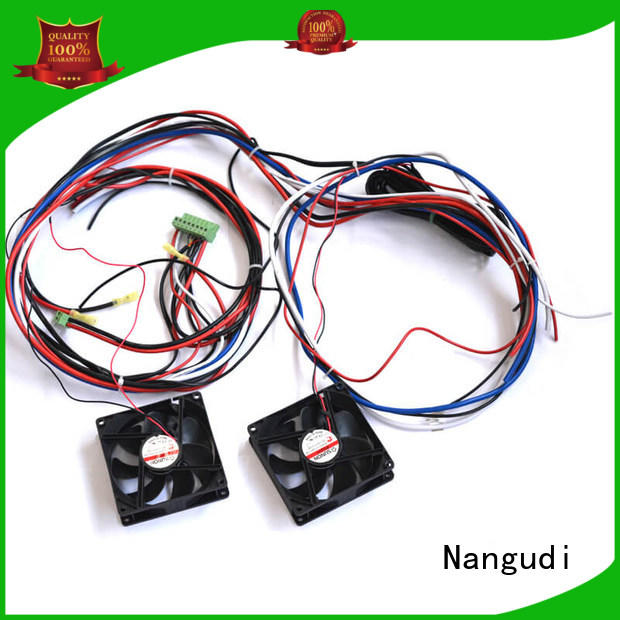 Nangudi New cable assembly harness for terminal block