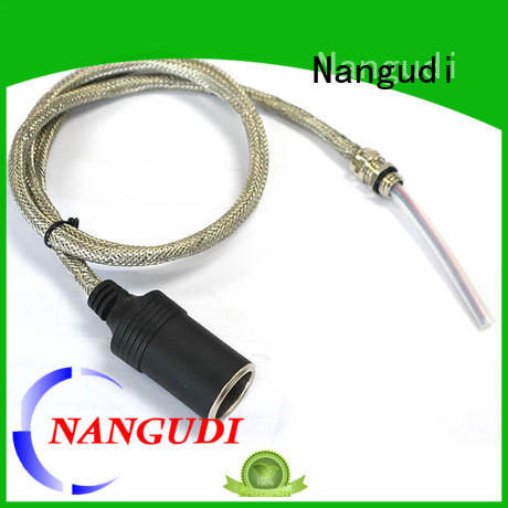 Nangudi fuse chargers wire factory price for socket