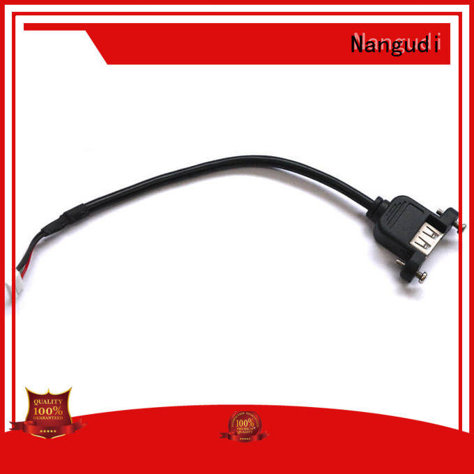 Nangudi dc usb b cable best quality for electronics