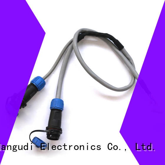 fast delivery power cable assembly wire Suppliers copper terminal