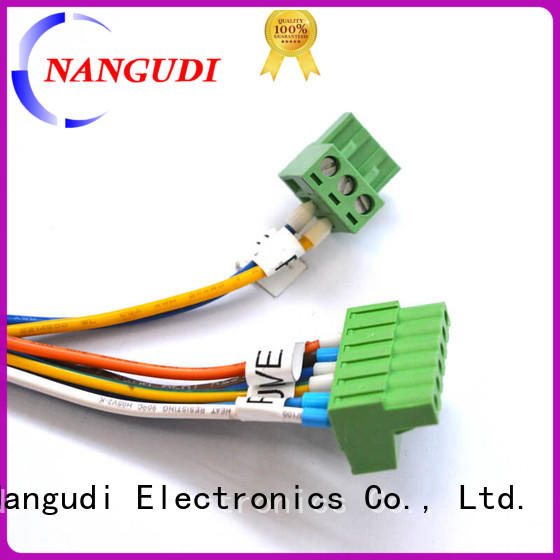 OEM power cable assembly for wholesale copper terminal Nangudi