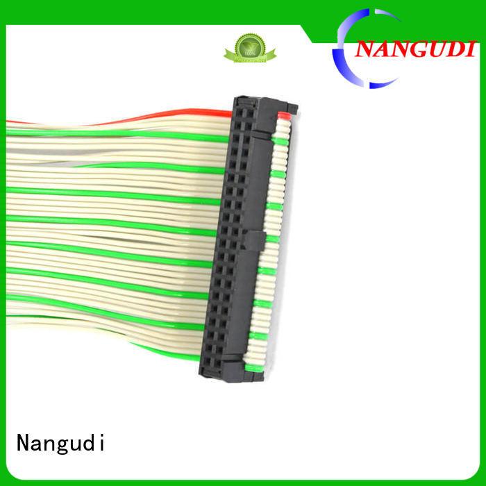 Nangudi top-ten flexible flat cable mass termination for CD players