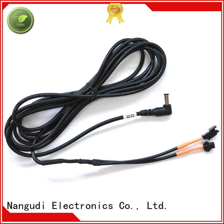 Nangudi plug 12v dc cable best quality for electronics