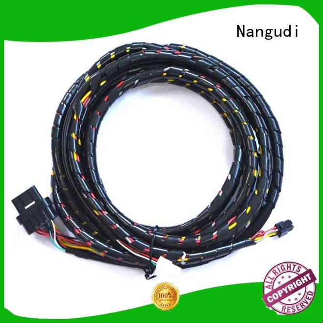 Nangudi circle wire assembly for wholesale for terminal block