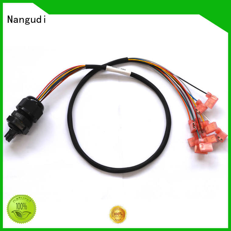 Nangudi cooling harness power cable assembly harness for connector