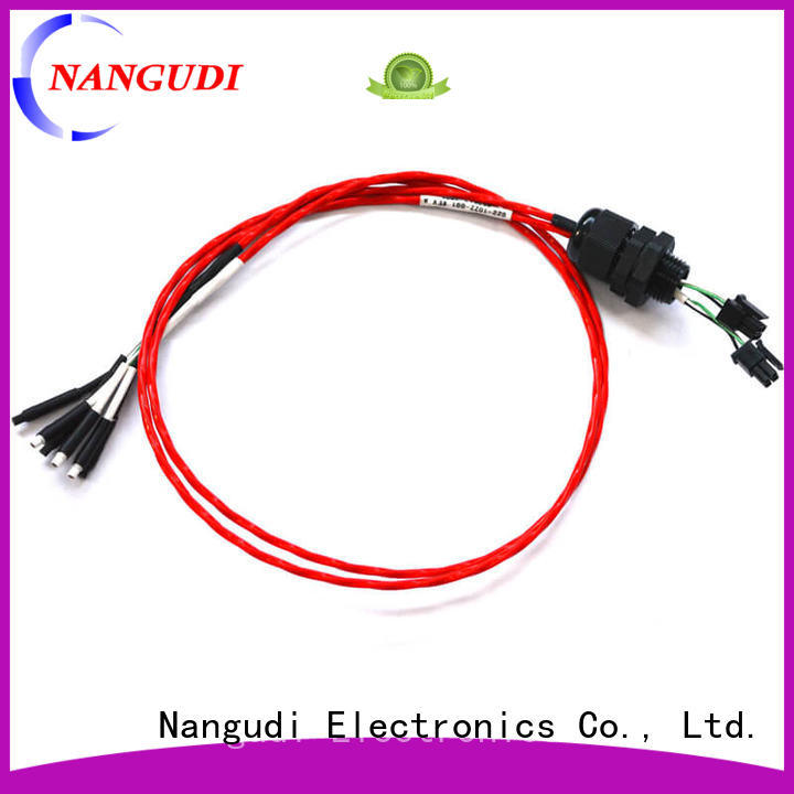 Nangudi Brand pins wire cable cable assembly manufacturers