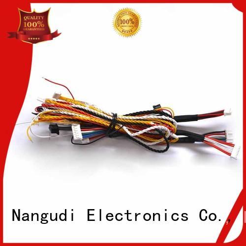 vacuum electronics copper flexible cable Nangudi Brand
