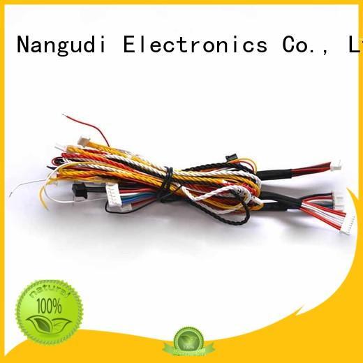 Hot resistant copper flexible cable electronics Nangudi Brand
