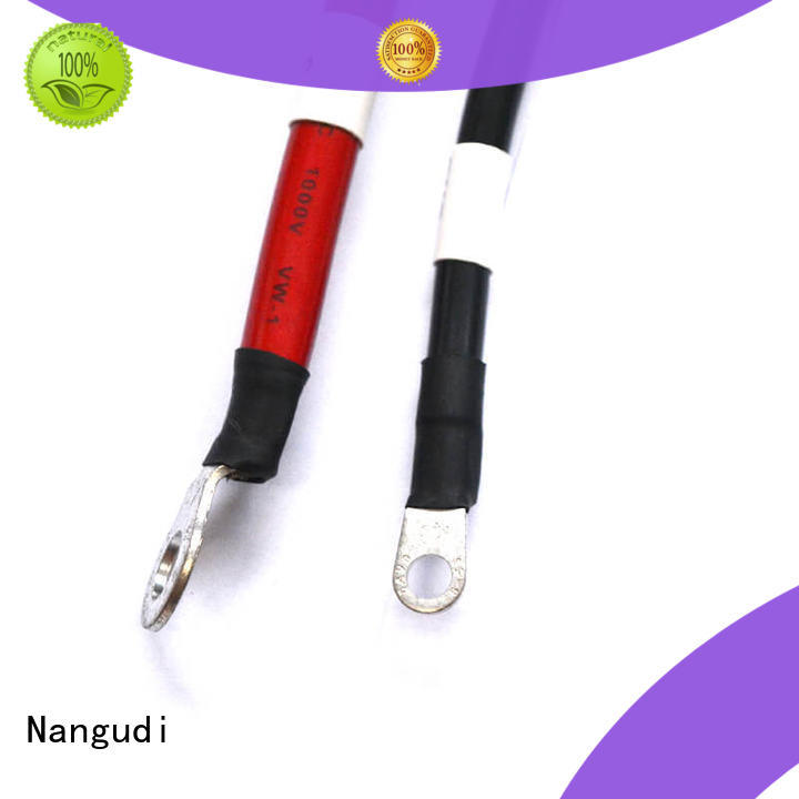 inverter cables free sample for PV equipment