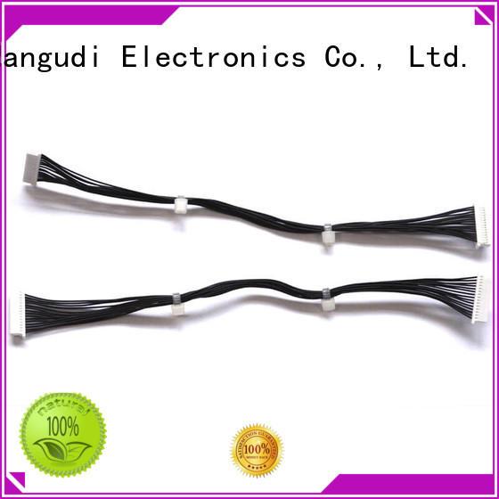 black flexible control cable harness for robot Nangudi