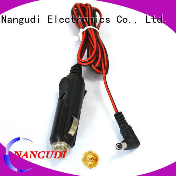 Nangudi fuse car charger cable factory price for light