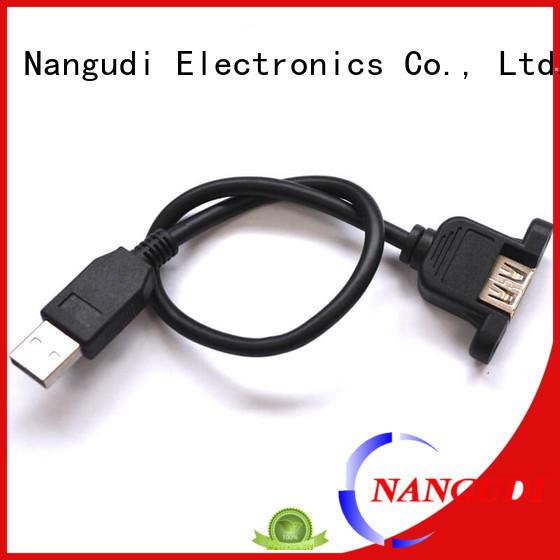 Nangudi custom usb lead connectivity computer factory