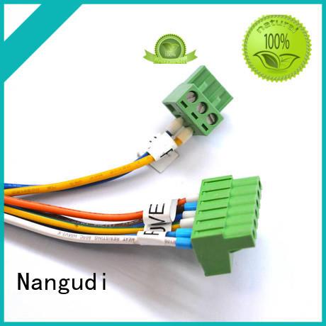 Nangudi customized wire harness design company housing connector