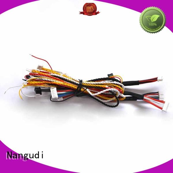 Nangudi harness electrical power cable best supplier for sweeper