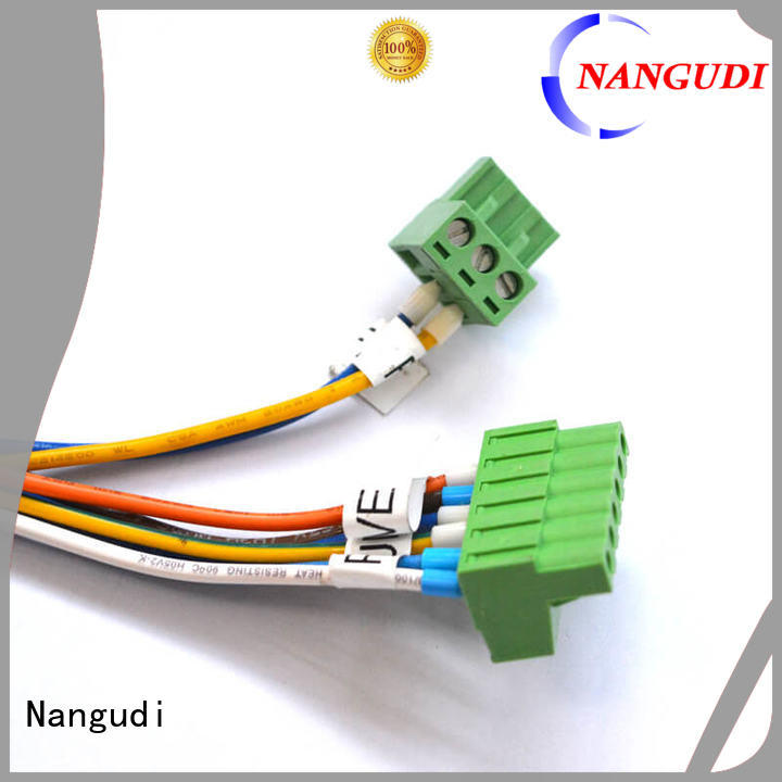 automobile wire assembly at discount for terminal block Nangudi
