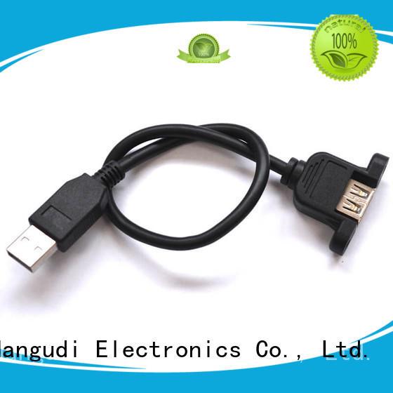 Nangudi dc double usb cable bulk production for data gathering