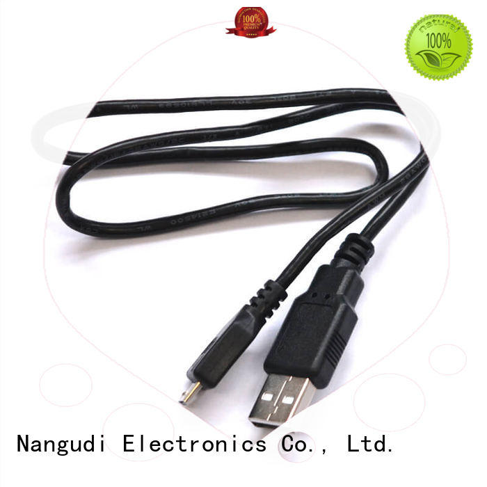 custom usb 2.0 cable panel mount bulk production for electronics
