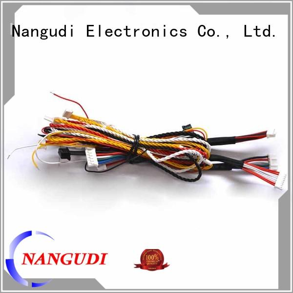 Nangudi harness robot cable best quality for sweeper