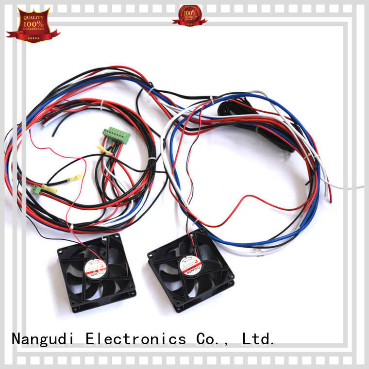 customized wire assembly electrical logging housing connector