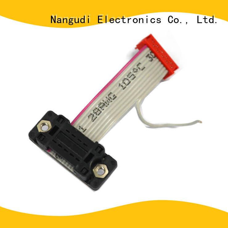 Nangudi db ribbon cable high density for LCD displays