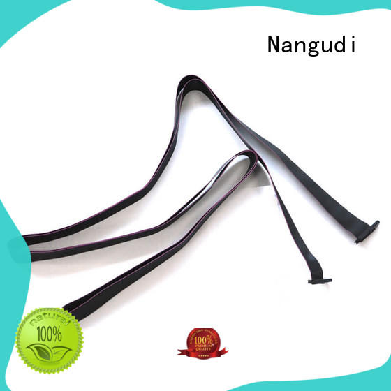 Nangudi pin idc cable high density for DB-9 connector