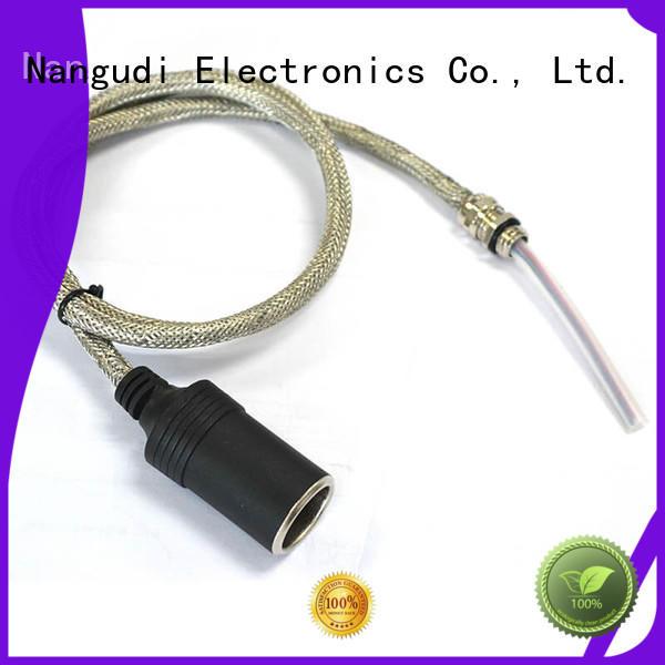 connector cable car cigarette lighter cable Nangudi manufacture